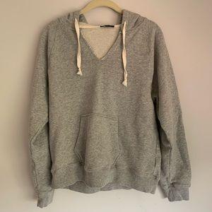 Woman's J.Crew pullover hoodie